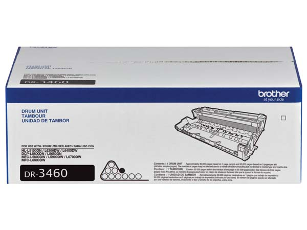 TONER BROTHER DR3460 DRUM P/5100DN/6200DW/6400/5600DN