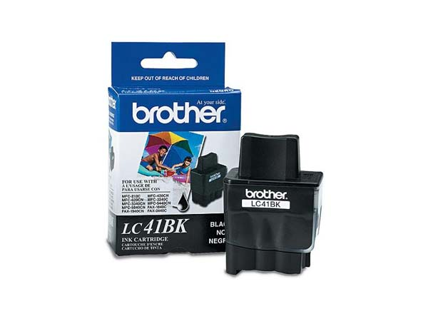 CARTUCHO TINTA BROTHER LC41 CYAN P/MFC-210C/215/3240C