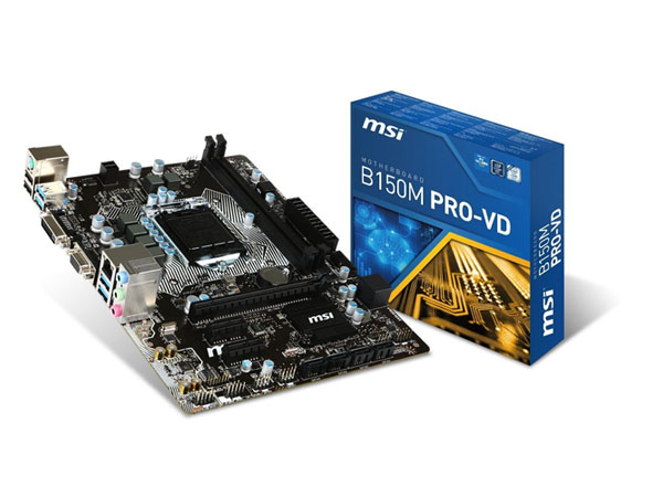 MOTHERBOARD MSI 1151 B150M PRO-VH