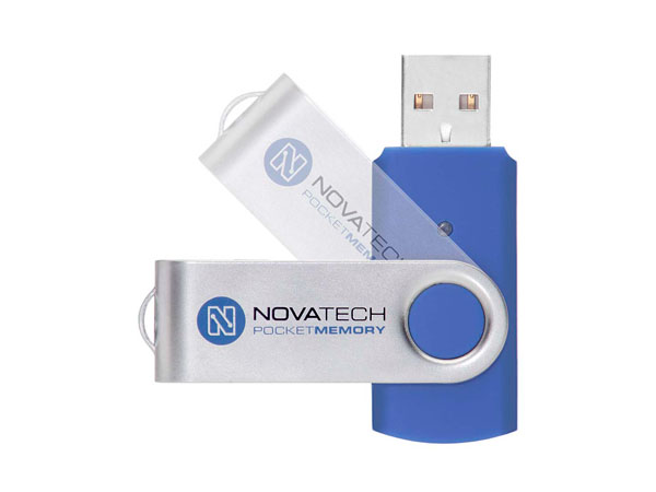 PENDRIVE NOVATECH 32GB PM TWIST